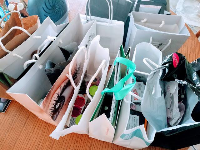 sponzorske vrečke