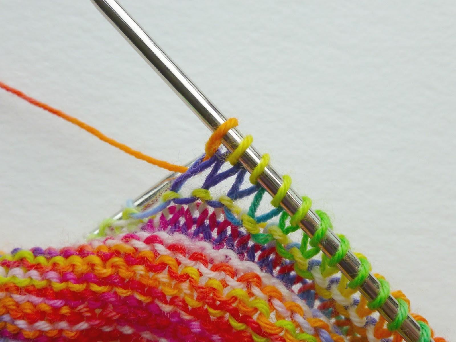 Winwick Mum: Couthie Shawl - free pattern and tutorial