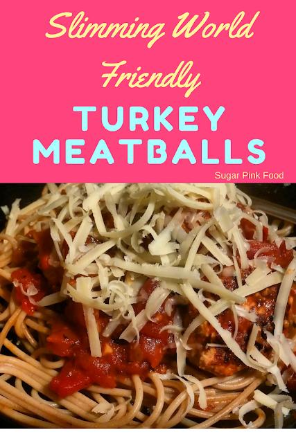 Turkey Meatballs in Tomato Sauce