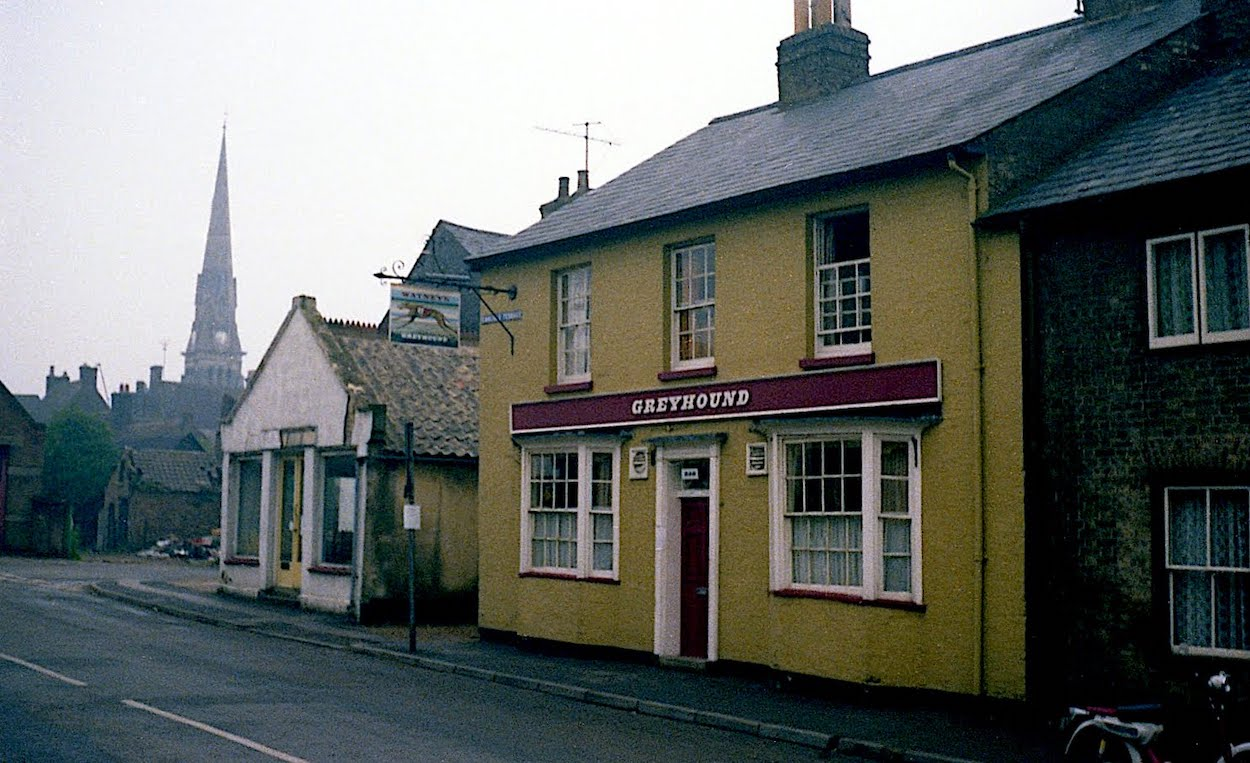 The Greyhound, St Ives