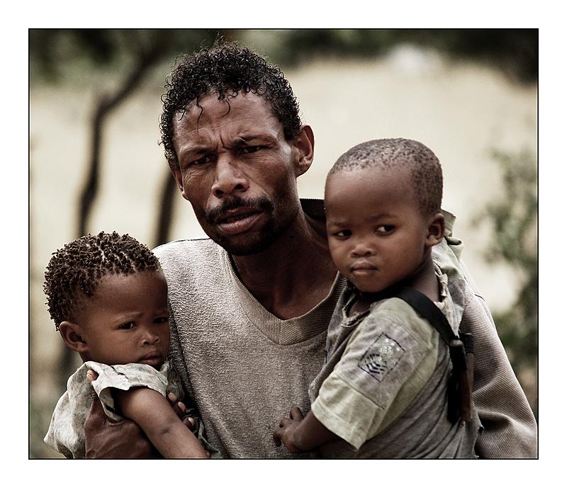 SAN (BUSHMEN) PEOPLE: THE WORLD MOST ANCIENT RACE/PEOPLE