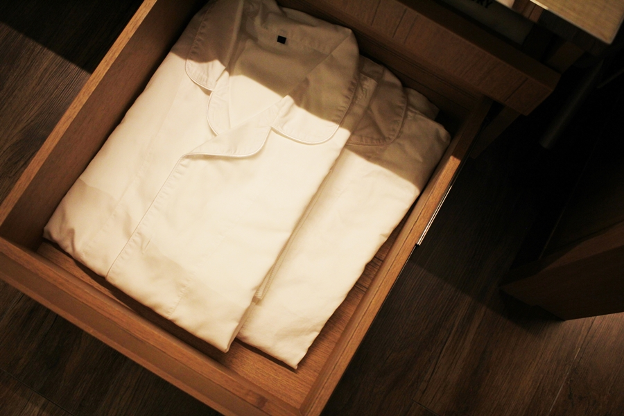 hotel sleepwear japan tokyo