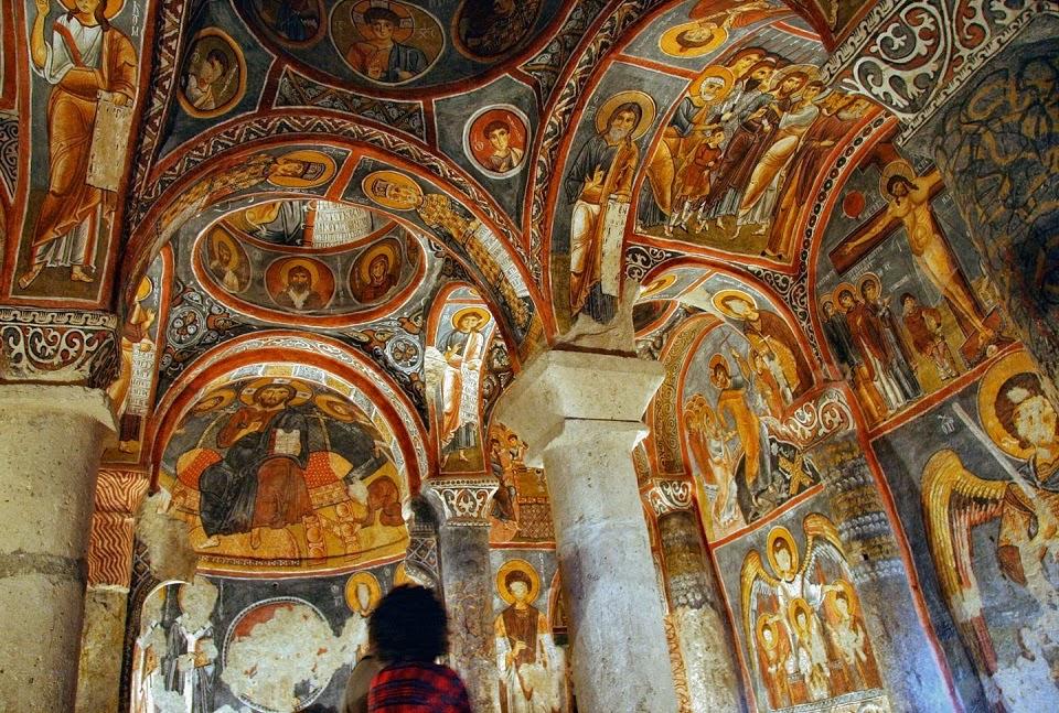 Museu Goreme Igreja Capadócia