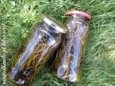 Cómo preparar aceite de romero en casa