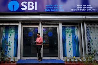 Spotlight : SBI Reports Rs2,416 Crore Loss