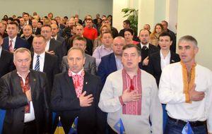 Список депутатів Житомирської міської ради сьомого скликання
