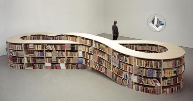20 dise os de estantes muy creativos quiero m s dise o for Quiero estudiar diseno de interiores