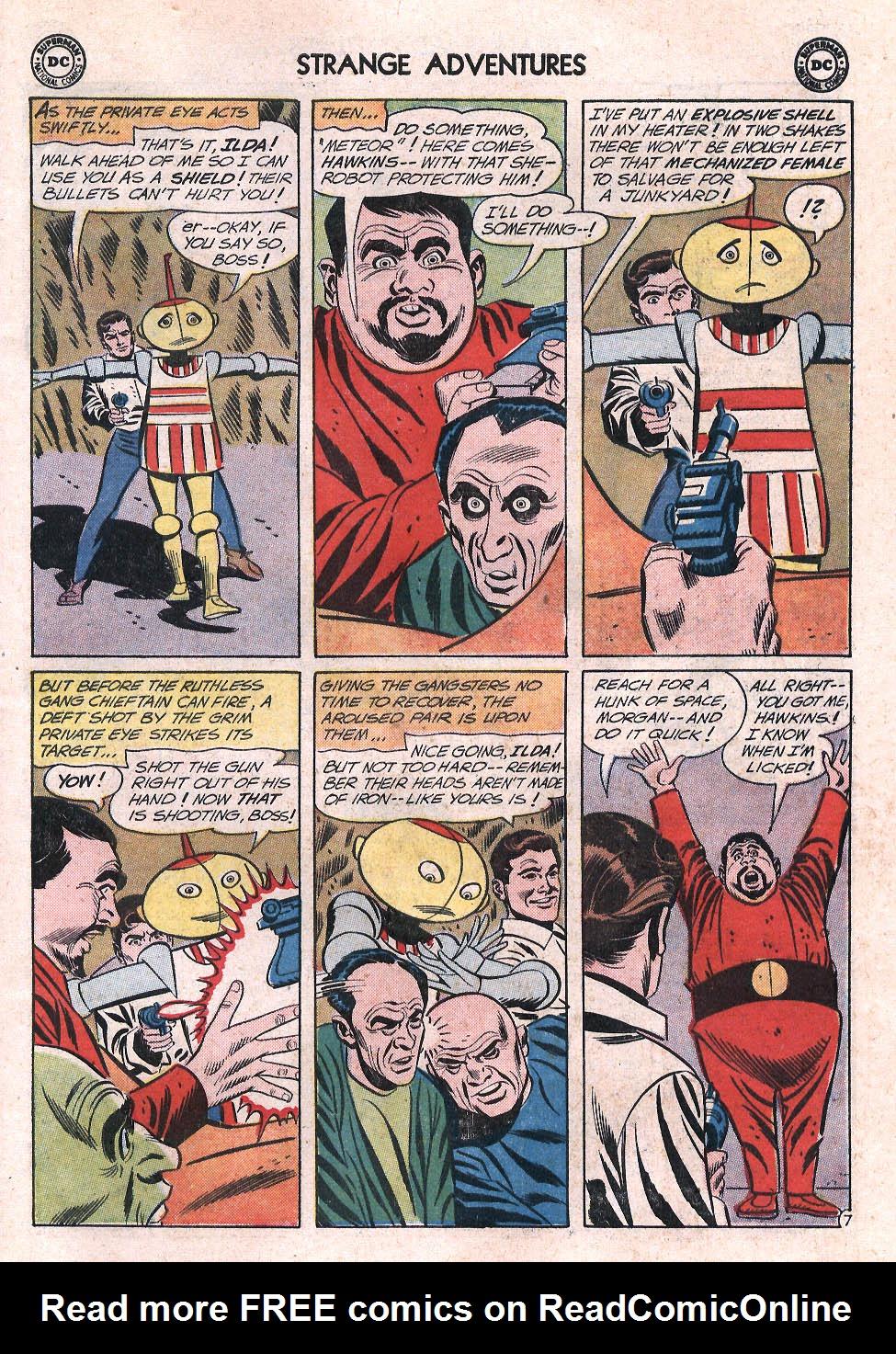 Strange Adventures (1950) issue 137 - Page 31