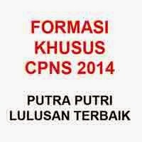 Gambar untuk Formasi CPNS 2014 Putra Putri Lulusan Terbaik