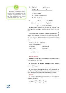 10. Sınıf Kimya Ders Kitabı Cevapları Uygun Basım Yayınları Sayfa 19