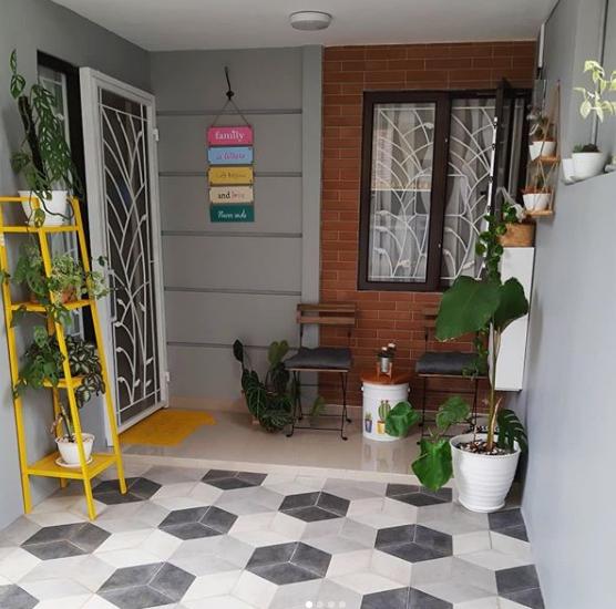 Contoh Model Teras Depan Rumah Minimalis Terbaru 2019