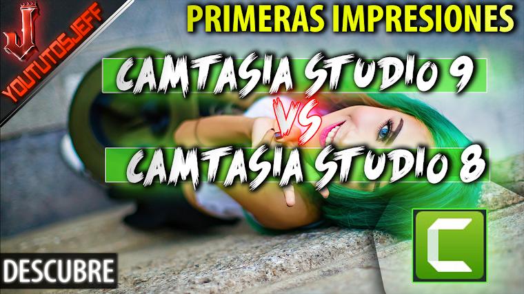 Camtasia Studio 9 Primeras impresiones, analisis de velocidad, nuevas herramientas