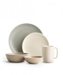 heath ceramics minimalist place setting