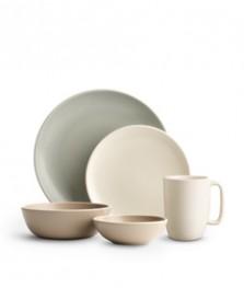 heath ceramics minimalist place setting