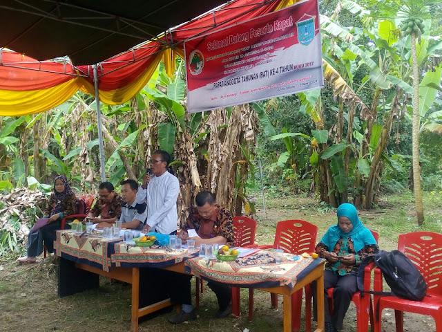KSP Kecamatan Rantau Panjang Gelar RAT