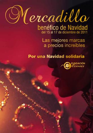 Mercadillo Benéfico Madrid Cofares
