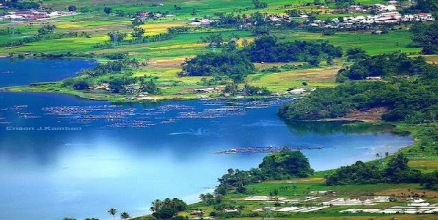 Daerah Rantau Penduduk Luhak Agam