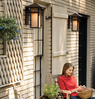 Guidelines for the Size of  Your Outdoor Lantern
