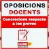 Oposicions docents: Desenvolupament de les proves (Explicació)