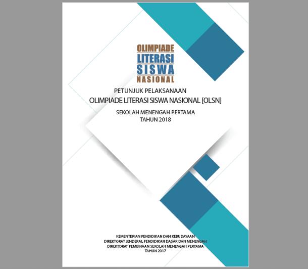 Juklak Juknis OLSN (Olimpiade Literasi Siswa Nasional) SMP Tahun 2018