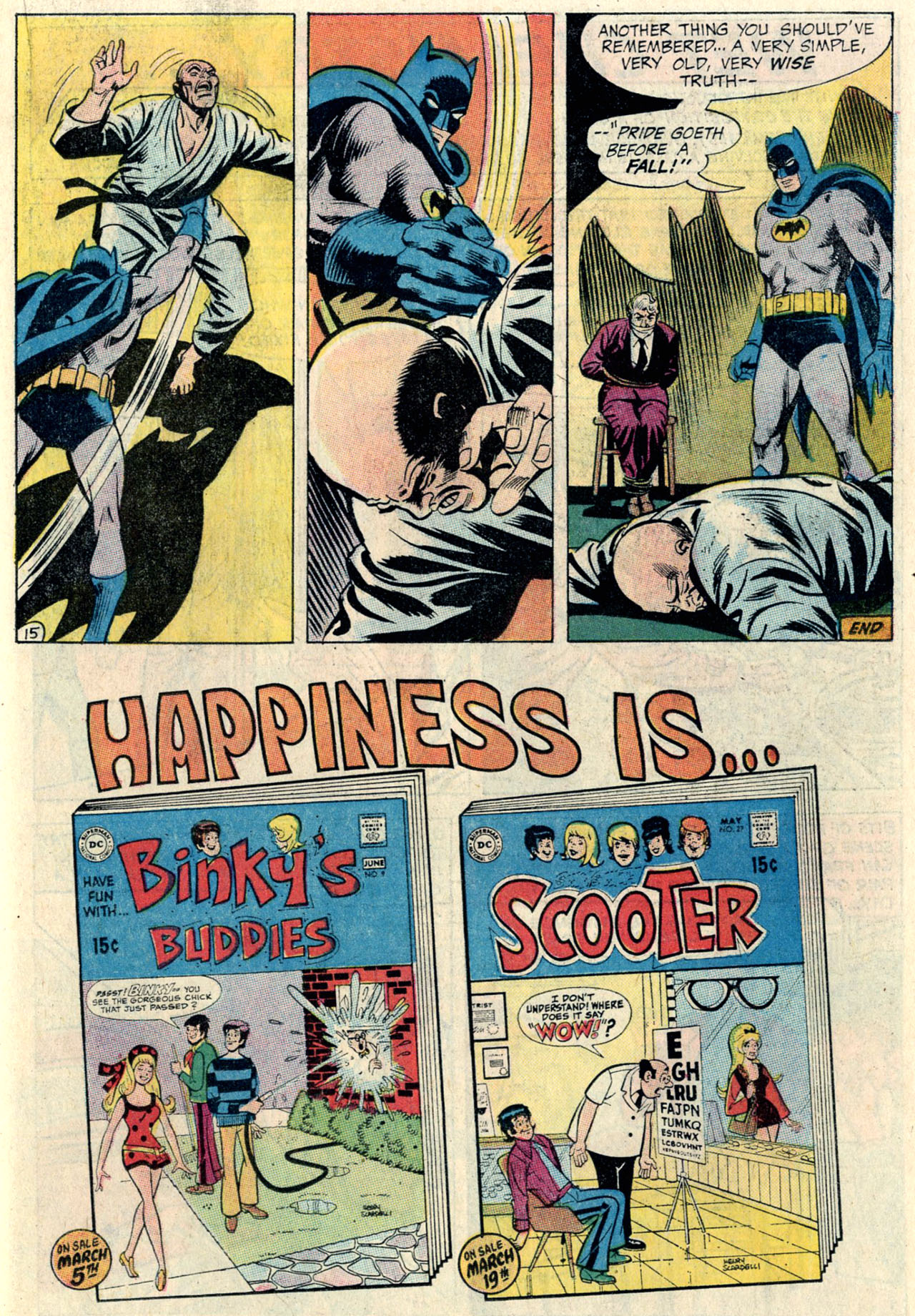 Detective Comics (1937) 399 Page 18