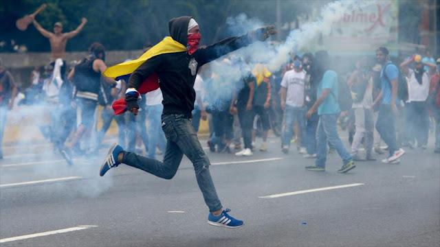 Canciller: Últimas violencias no alcanzan ni 1% de Venezuela
