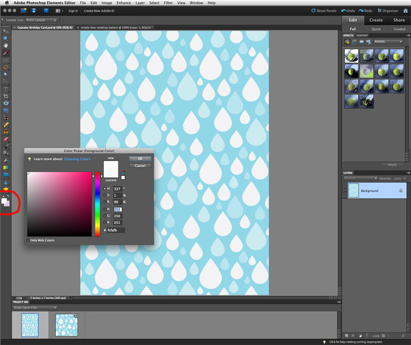 Lauren Likes To Draw Tutorial Make Your Own Invites With Photoshop