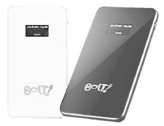 Modem Mifi Bolt 4G Vela