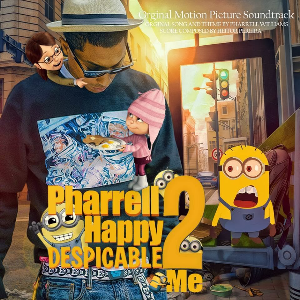 Pharell williams happy download.