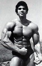 Lou Ferrigno testépítőként