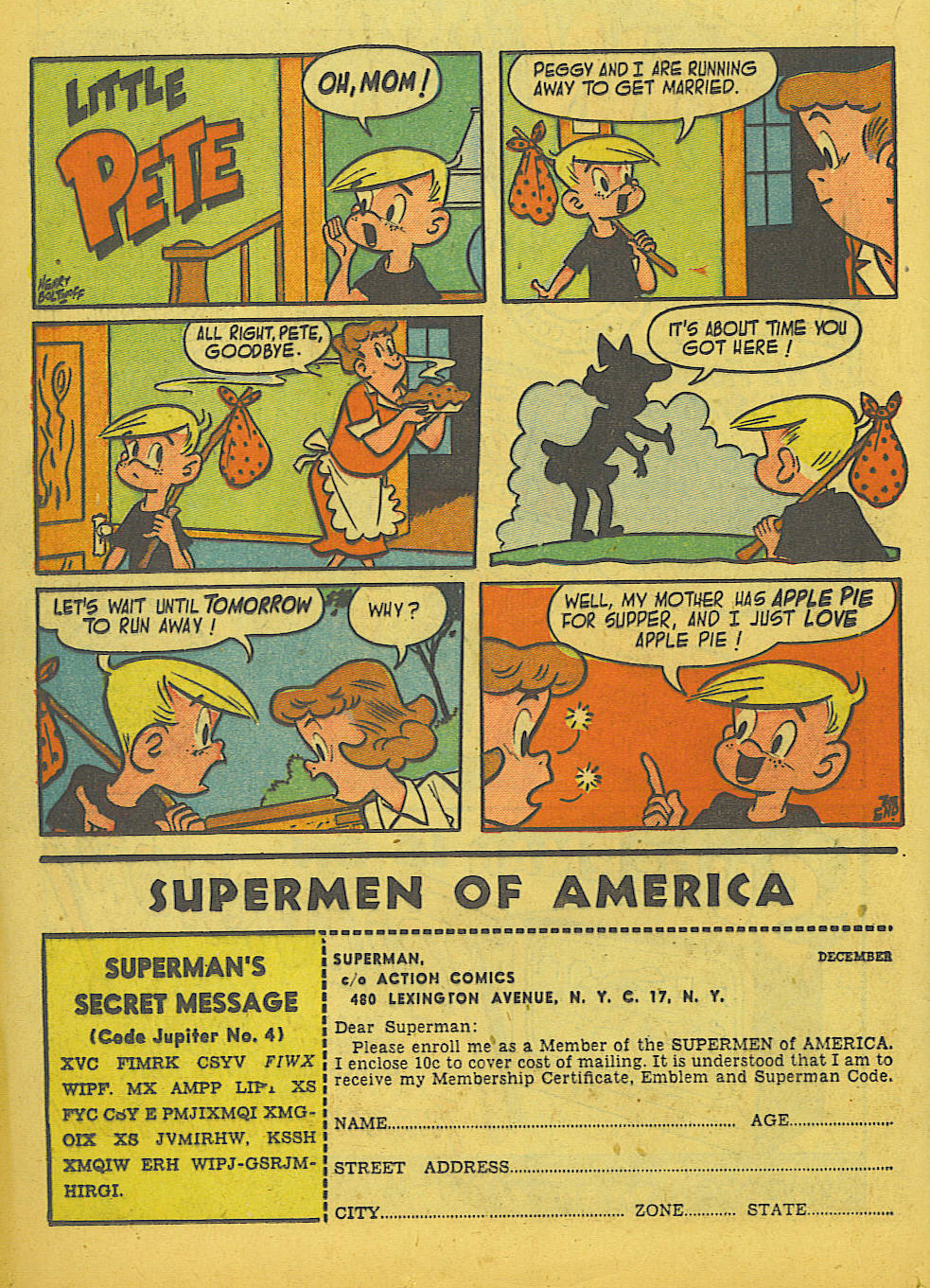 Read online Action Comics (1938) comic -  Issue #175 - 24