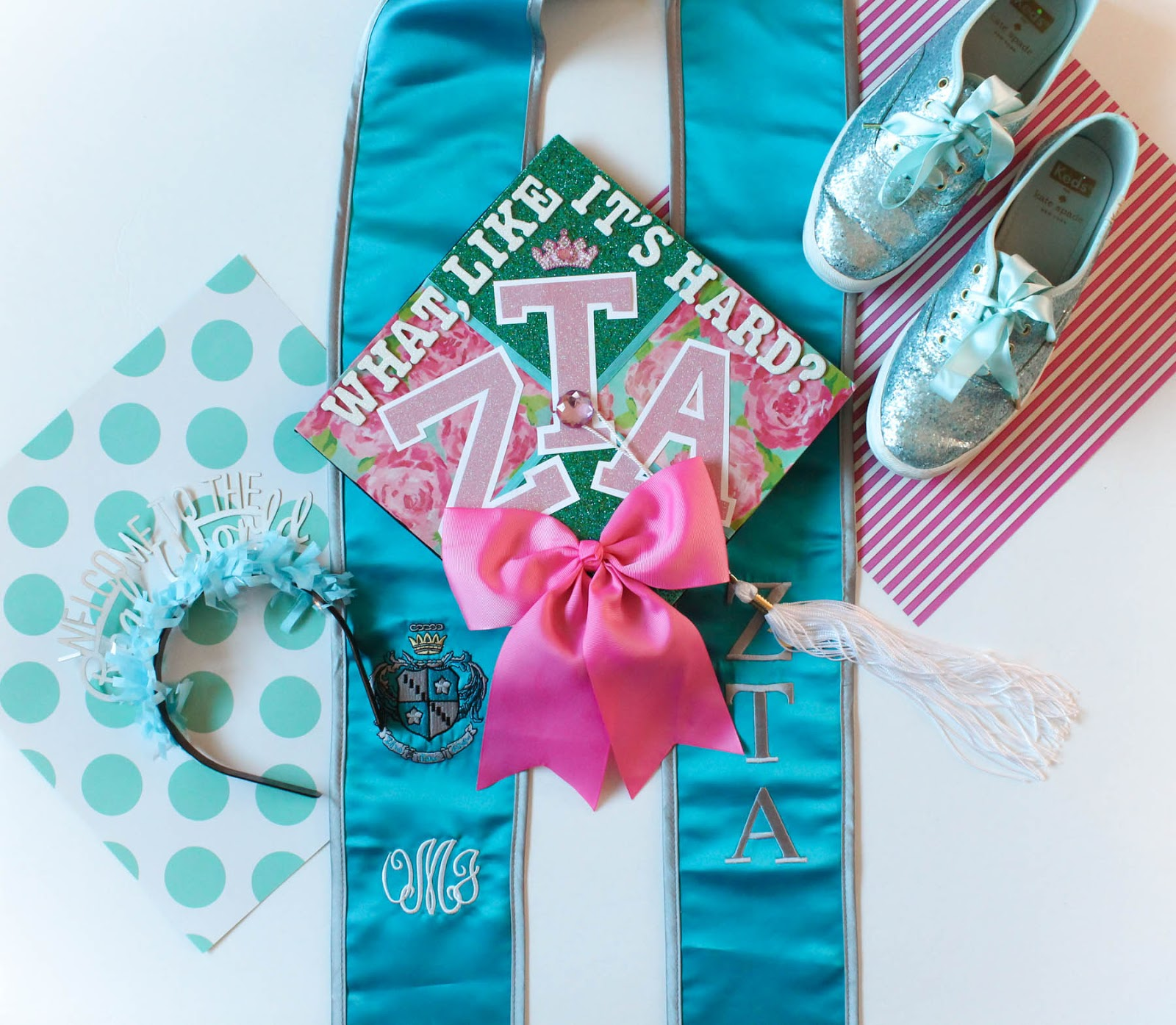how to decorate graduation cap is that simple. How To Decorate A Custom Graduation Cap Is That Simple