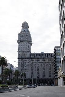 centro historico montevideo