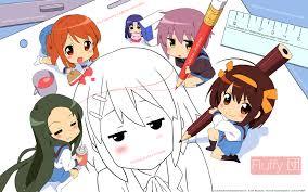 xem anime Suzumiya Haruhi-chan no Yuuutsu