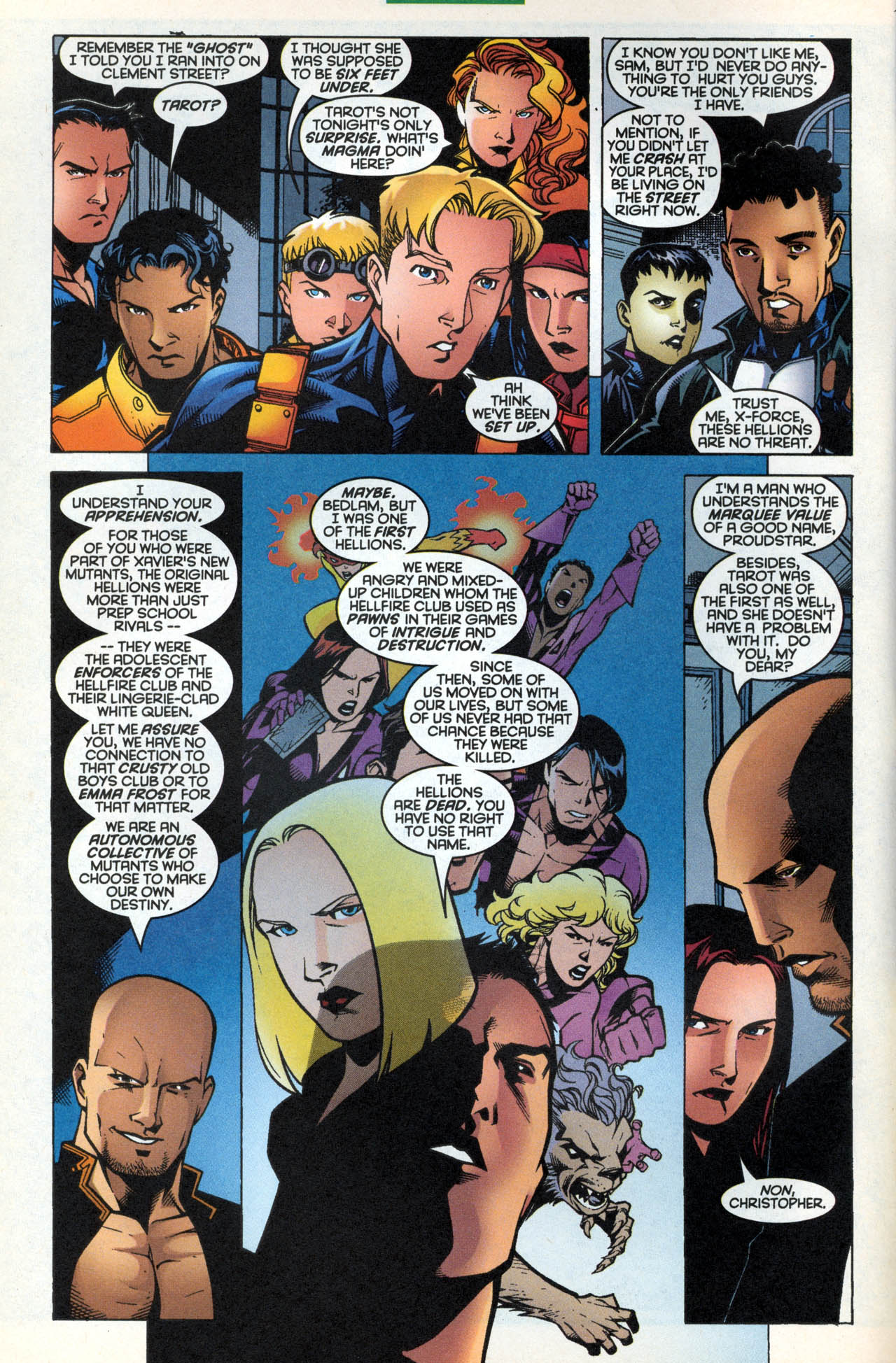 Read online X-Force (1991) comic -  Issue #88 - 5