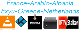 OSN Arabic Kino Albania Exyu Greece NL France TF1