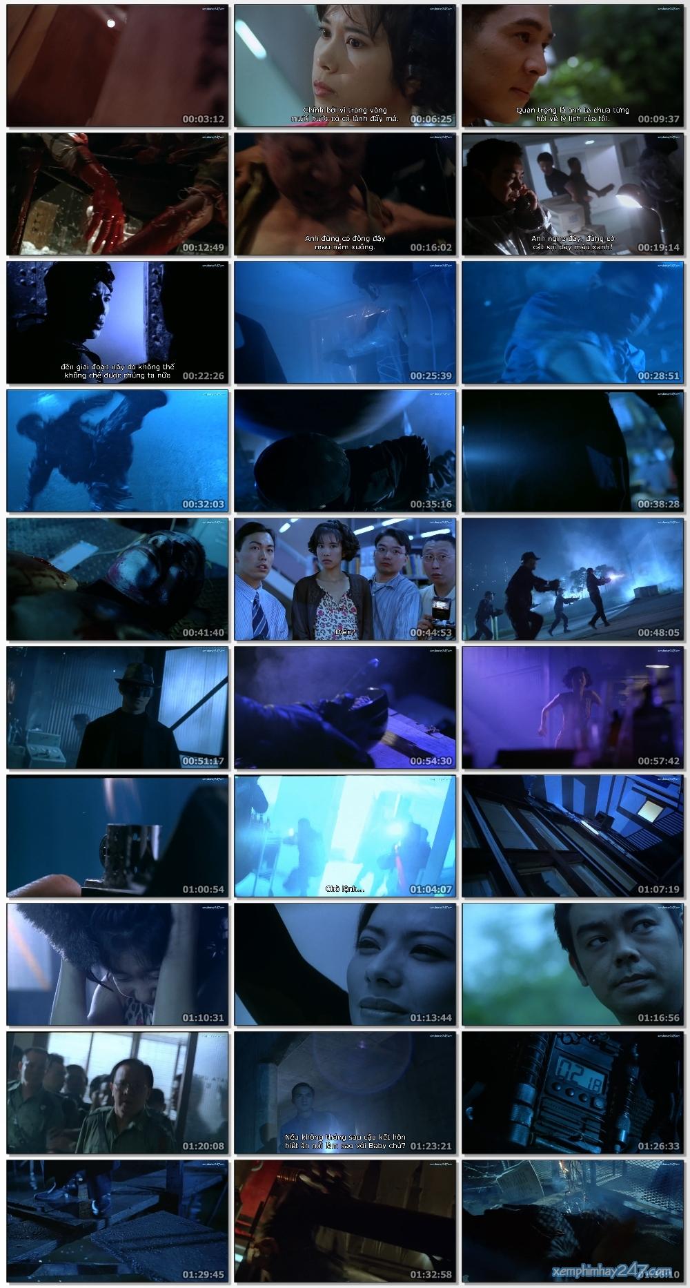 http://xemphimhay247.com - Xem phim hay 247 - Mặt Nạ Đen (1996) - Black Mask (1996)