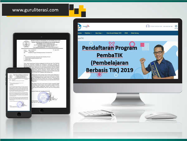 Pendaftaran Program PembaTIK (Pembelajaran Berbasis TIK) 2019