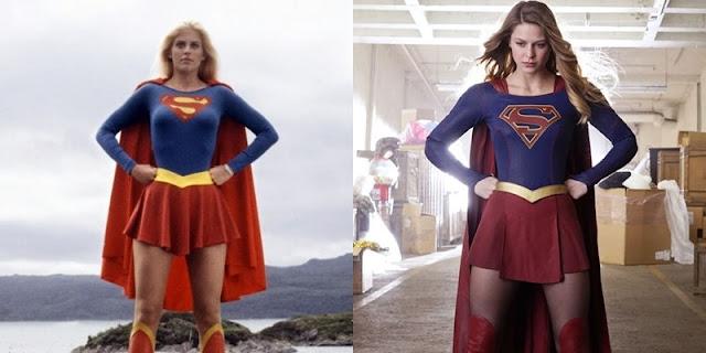 evolucion superheroes