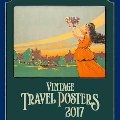 Vintage Travel Posters Exhibition