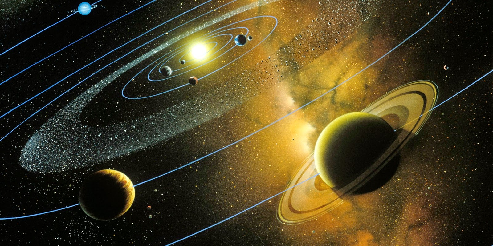 solar system universe - photo #3