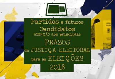 Como se candidatar eleições?