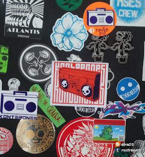 Cómo hacer stickers y graffitis