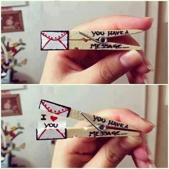 dia dos namorados, valentines day, valentines, namorados, faça você mesmo, diy, presente, a casa eh sua, acasaehsua, cartão, pregador colorido,. pregador decorado