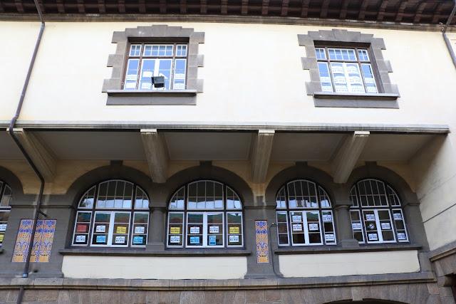 Actual edificio utilizado por el colegio La Milagrosa, en San Vicente