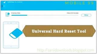 Universal Hard Reset Tool Latest Version Free Download For All Android Phones