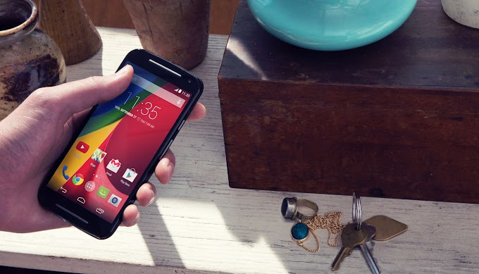 Motorola Moto G (2014) becomes first to savor Android 5.0 Lollipop update
