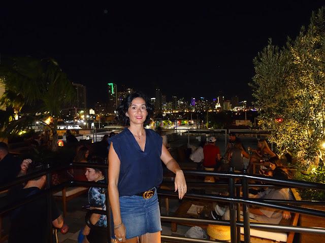 Rooftop del Restaurante Astra Miami
