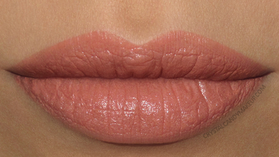 Burberry Lip Velvet Lipstick 401 Nude Apricot Review Swatches