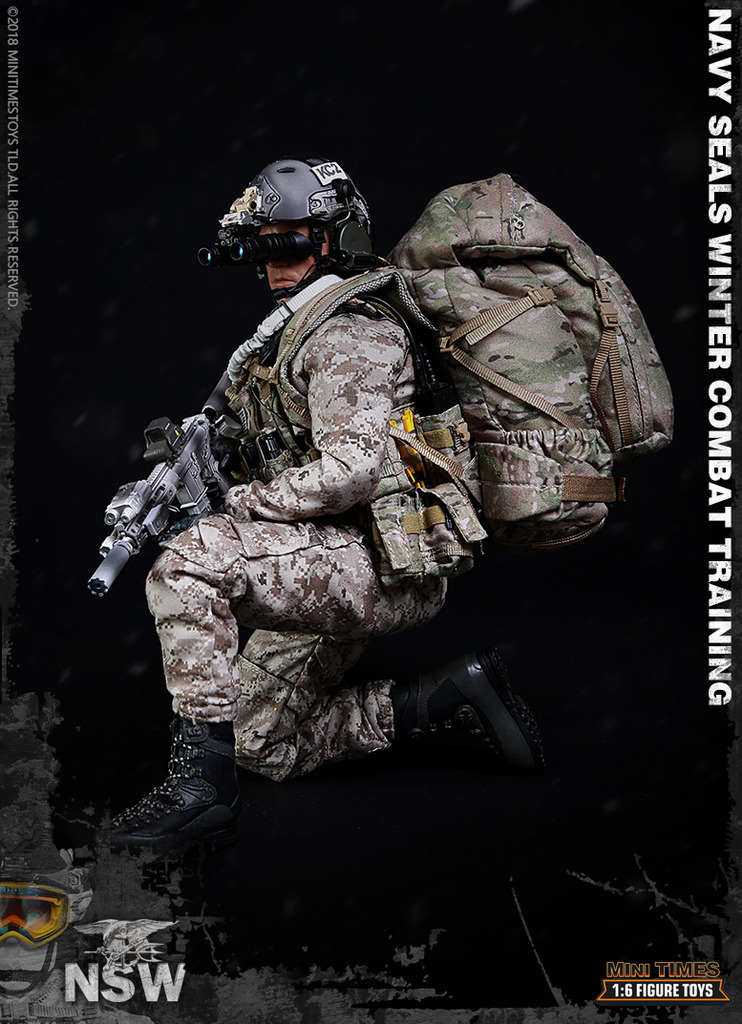 Satellite Telephone Navy SEAL Winter 1//6 Scale Mini Times Action Figures